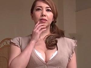 ムンムン色香漂う奥さんの肉欲暴走が止まらず遂には夫を裏切り・・・