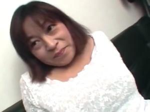 50代のガチBBA登場!!! 強烈なポチャ巨乳おばはんのセクロス映像!!!